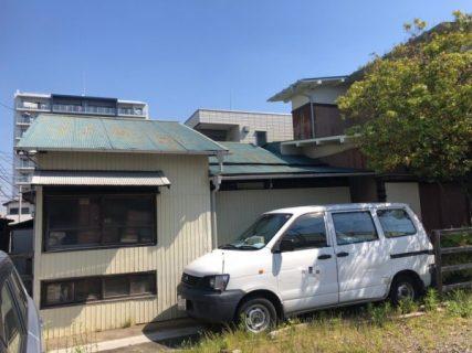 藤沢市O様邸で屋根塗装