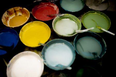 外壁塗装の塗料の種類アレコレ