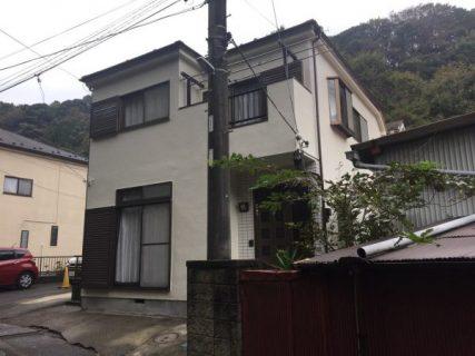 逗子市M様邸で外壁塗装、屋根塗装