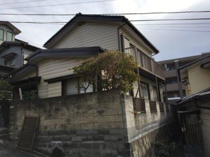 藤沢市Y様邸で外壁屋根塗装、漆喰補修工事