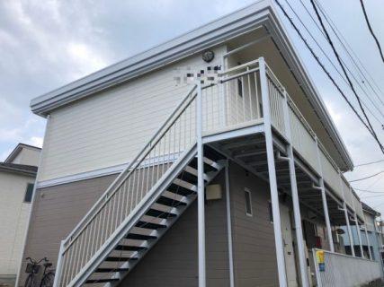 藤沢市E様邸で外壁屋根塗装