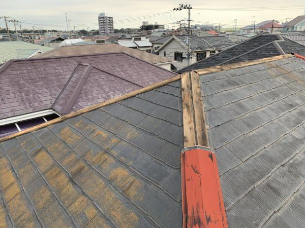 藤沢市M様邸から台風15号被害問い合わせ