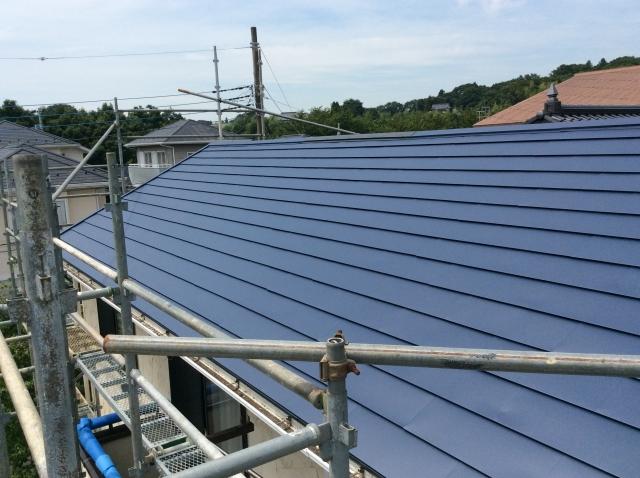 屋根修理にはべスコロフィーラーHG