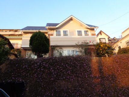 戸塚区M様邸外壁屋根付帯部塗装・防水工事