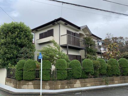 藤沢市A様邸外壁付帯部塗装屋根葺き替え工事