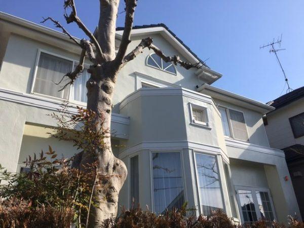 茅ヶ崎市S様邸外壁・屋根・付帯部・ベランダ防水・シーリング・塗装工事