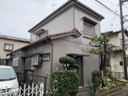 藤沢市K様邸・外壁・付帯部・塗装工事