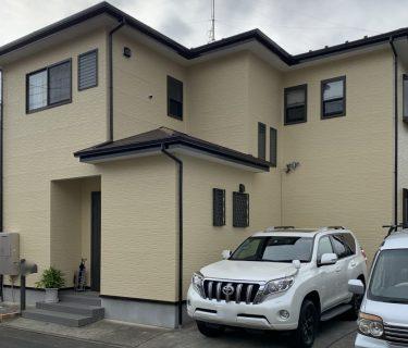 T様邸外壁・屋根・付帯部塗装・ベランダ防水・コーキング工事