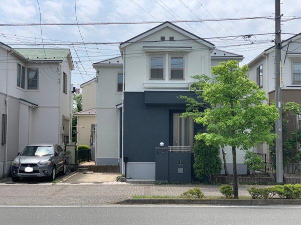 藤沢市S様邸・外壁・付帯部・防水塗装工事