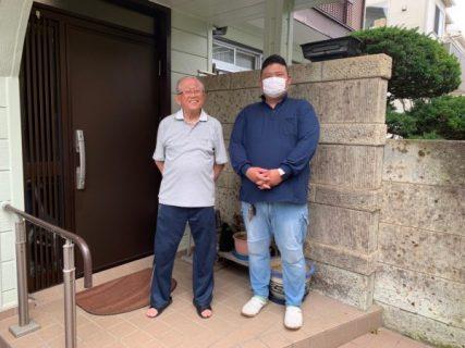 藤沢市O様邸からお声頂きました‼︎