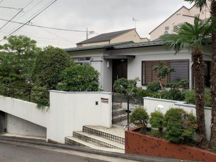 藤沢市K様邸外壁・付帯部塗装工事