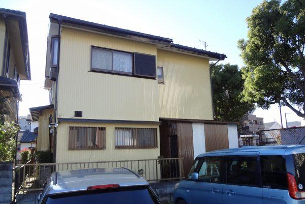 藤沢市Y様邸外壁・付帯部・塗装工事