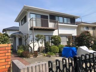 藤沢市T様邸外壁屋根付帯部塗装工事