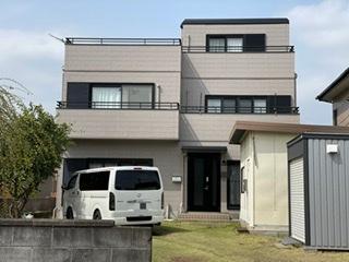藤沢市K様邸外壁屋根付帯部塗装工事