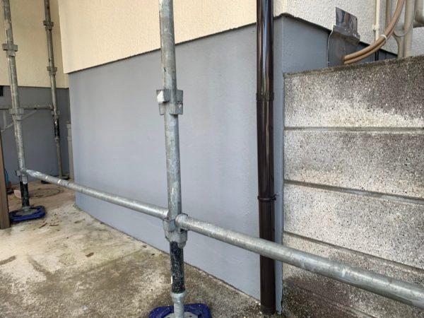 藤沢市T様邸基礎塗装・物置塗装工事